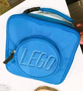Lunch kit from Legoland!